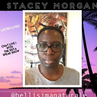 THE CULTUTRE CLIMATE:SPECIAL GUEST STACEY MORGAN