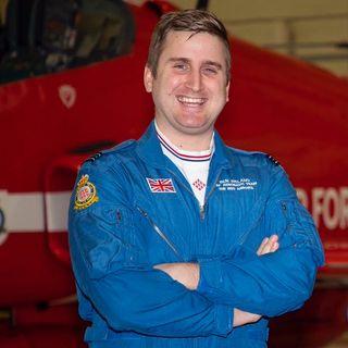 Episode 2: Special episode with Red Arrows engineer Ben Ireland