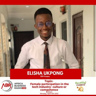 Female Participation in the Tech Industry: Culture or Competence? - Elisha Ukpong