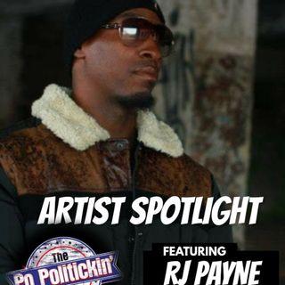Artist Spotlight - RJ Payne | @iamrjpayne
