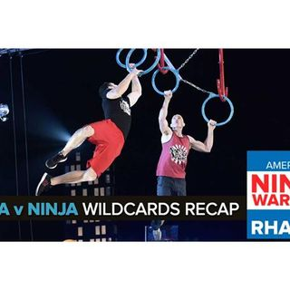 American Ninja Warrior: Ninja vs. Ninja Wildcards Recap
