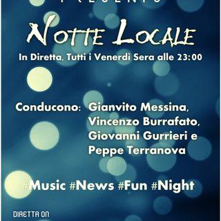 Radio Tele Locale _ Notte Locale: #336