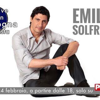Intervista ad Emilio Solfrizzi (04/02/2017)