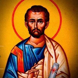San Bernabé, Apóstol