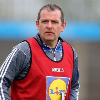 Ciaran Curran, Waterford Ladies Football Manager - Lar Na Pairce Friday Oct. 9th