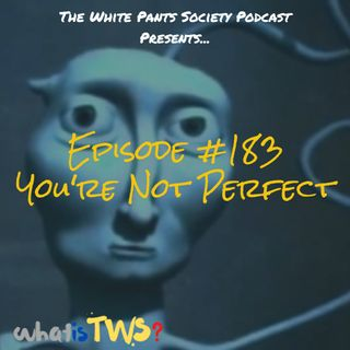 Episode 183 - You're Not Perfect