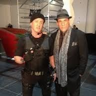 Actor Robert Davi Expendables 3