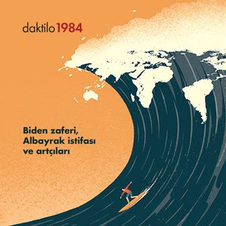 Biden zaferi, Albayrak istifası ve artçıları | Konuk: Enes Özkan | Nabız #27
