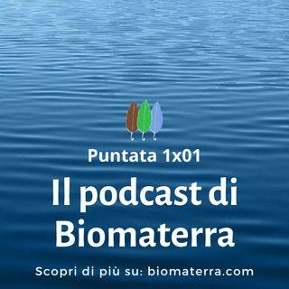 Biomaterra: podcast 1x01 - Plastiche e oceani