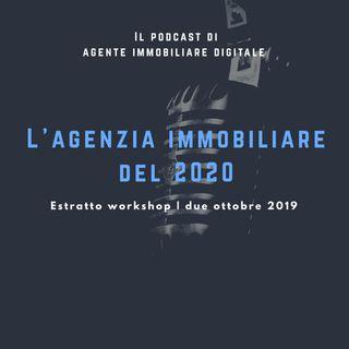 L'agenzia immobiliare del 2020