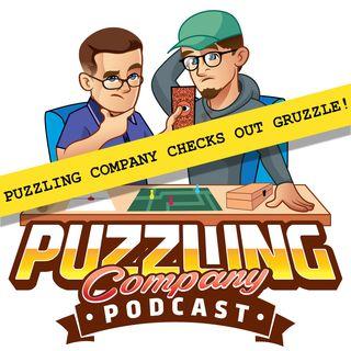 Puzzling Company Checks Out Gruzzle!