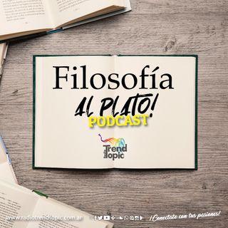 Filosofía al Plato