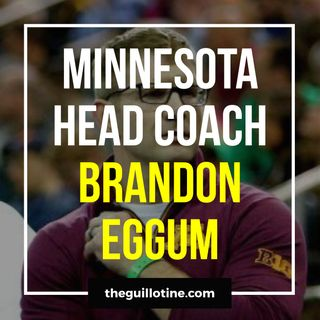 Brandon Eggum excited about the future prospects of Gophers wrestling - GG48
