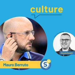 10 anni di Synesthesia con Mauro Berruto. Parliamo di cultura