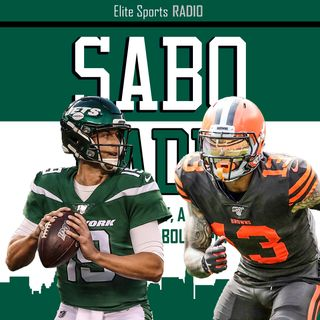 Sabo Radio 30: The Sam Darnold-Adversity Opportunity, New York Jets-Cleveland Browns Preview