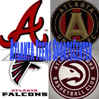 "S2-EP1 - Atlanta Teens SportsCenter: ""The Return"" (50 W's for the Bravos, Late Hawks drafts thoughts/analysis)"