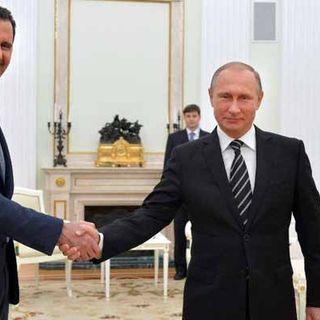 Una solución de conflictos estilo #BRICS para #Siria