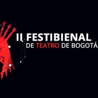 II Festibienal de teatro en Bogotá
