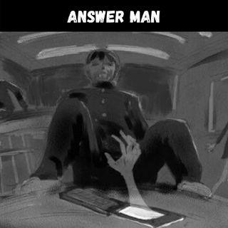 Answer Man - Creepypasta ITALIANE