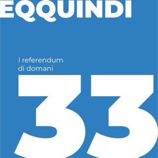 33 - I referendum di domani