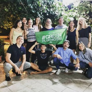 La tappa italiana di Greenfluencers