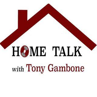 Home Talk Radio with Host Tony Gambone