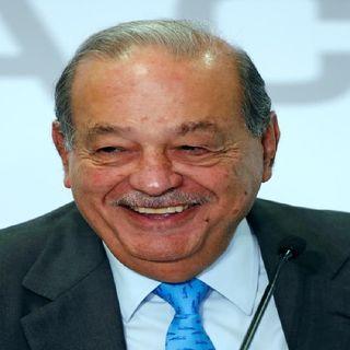 El empresario mexicano Carlos Slim contrajo Covid-19