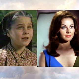Sherry Jackson Part One - Life Before Make Room For Daddy
