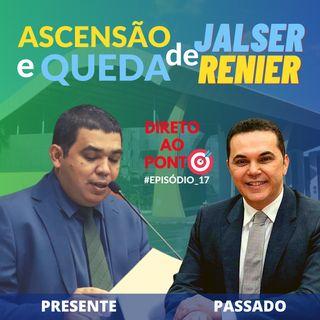 O fim da arrogante era Jalser na Assembleia Legislativa de Roraima
