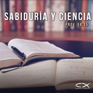 Oración 19 de febrero (Sabiduría y ciencia)