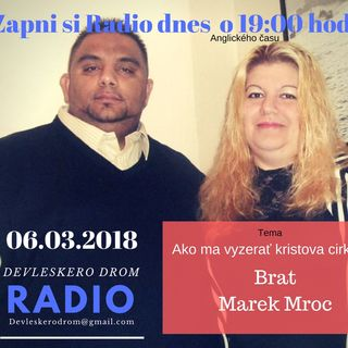 Brat Marek Mroc