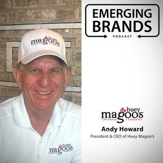 Andy Howard Talks Huey Magoo's Expansion and Reaching a Milestone