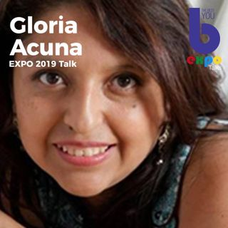 Glora Acuna at The Best You EXPO