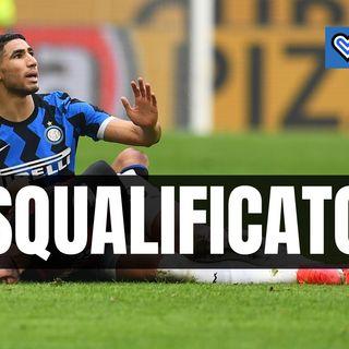 Milan-Inter, Hakimi squalificato per il Genoa. Le ultime su Barella