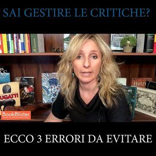 Digerire le critiche