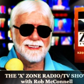 XZRS: Charles Hall - Walking with the Tall White Extraterrestrials at Area 53