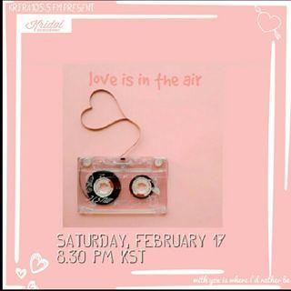 "KRIRA105.5 FM ""Love Is In The Air"""