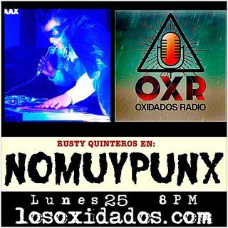 NoMuyPunx con Rusty Quinteros