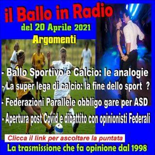 Il Ballo in Radio di Tony Mantineo N° 205
