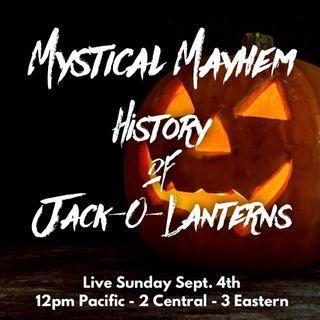 Origin of Jack-O-Latern's & Trick-or-Treating