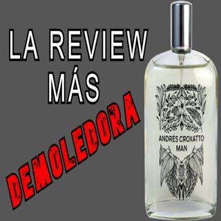 Andrés Croxatto Man de Andrés Perfume Man LA REVIEW MÁS ESPERADA