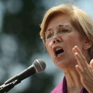 Sen. Warren Responds To Trump's 'Pocahontas' Comment