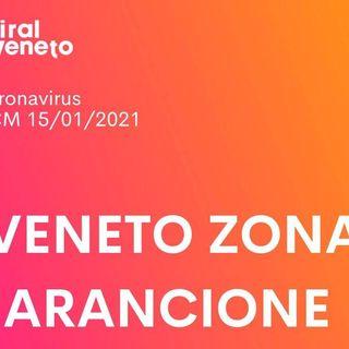 Covid, il Veneto in zona arancione: ecco le regole fino al 5 marzo