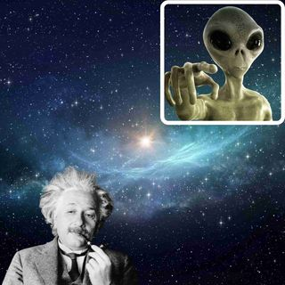 Albert Einstein At The Roswell UFO Crash? Can This Be True? Let's Take A Look...