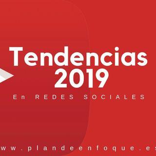 Tendencias en redes sociales en 2019