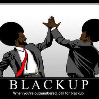 BLACK AT CHA PRODUCTIONS