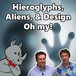 Hieroglyphics and Aliens Prove Design!