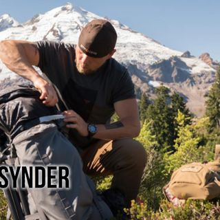 Backpacking, Wilderness Survival, Combat Conditioning, Hunting Fitness & More With Aron Snyder.