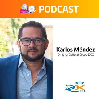 Karlos Méndez: Éxito en la cadena de suministro
