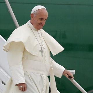 Pope in USA, satanic rituals, deceptions